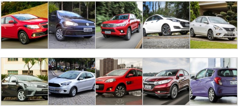 carros-mais-vendidos-brasil-2016